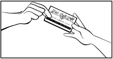 Alfred Publishing, Silly Club Card