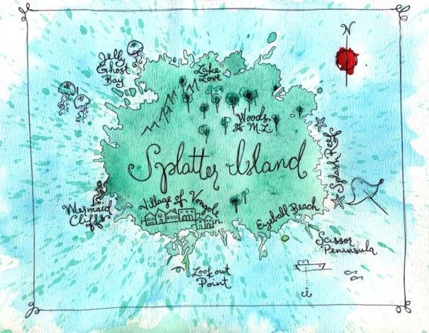 Splatter Island