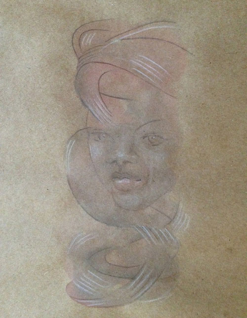 Peggy_Fussell_untitled.portrait_watercolor+pencil_2013